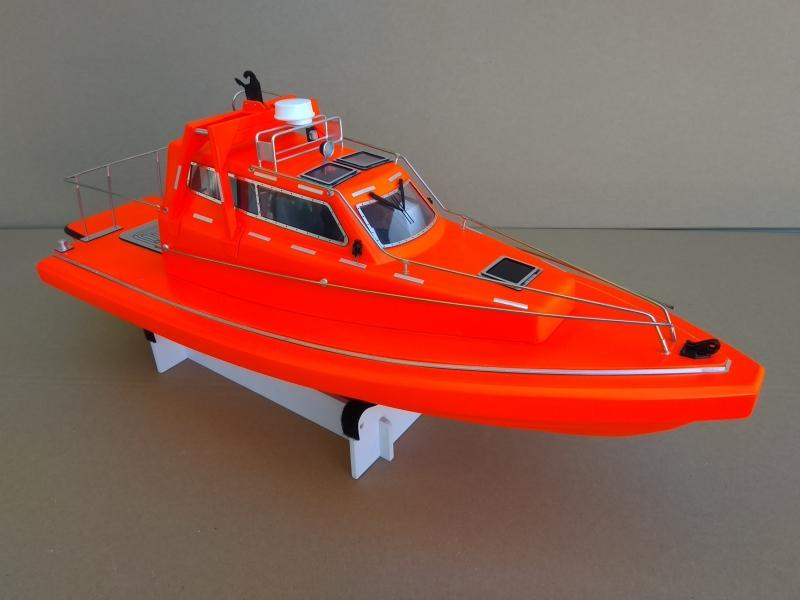 Rescue Jet Bausatz von Kvalitet Sport