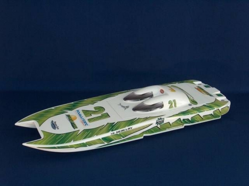 """Catamarane Rumpf - """"Bandit S"""" №6.00.00 von Kvalitet Sport"""