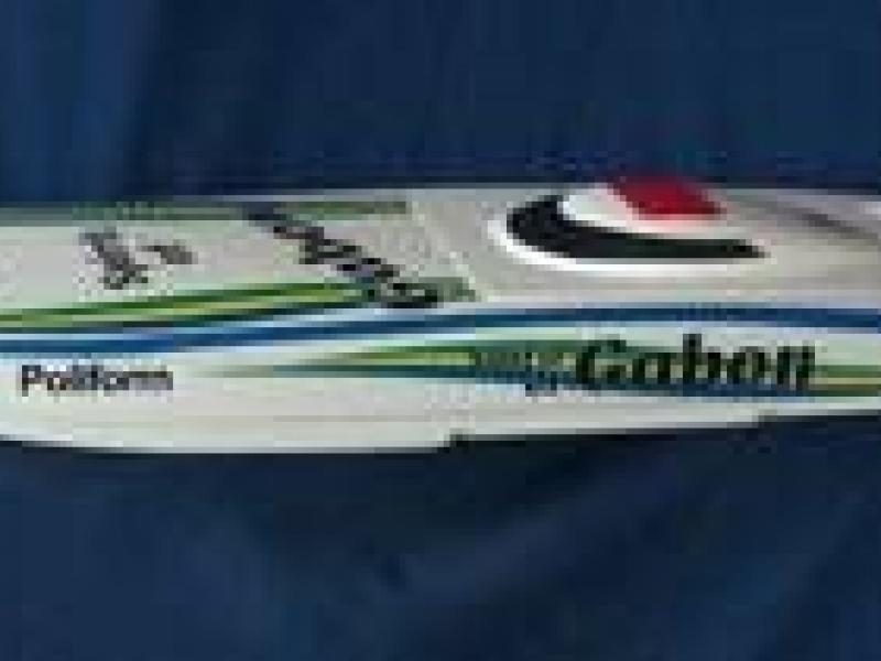 Spirit of Gabon - S von Kvalitet Sport