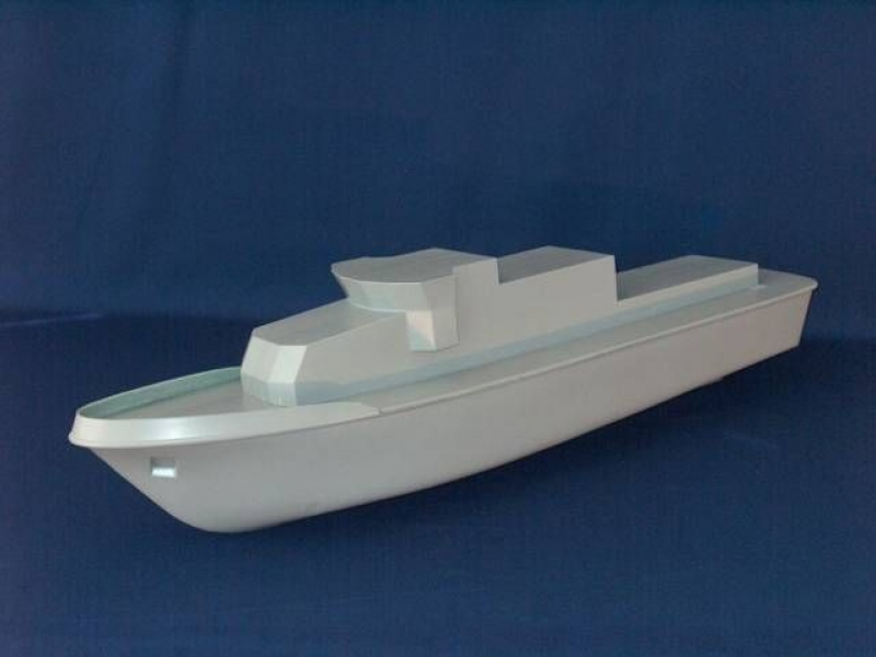 Schnellboot FA 'EIDER' Rumpf von Kvalitet Sport
